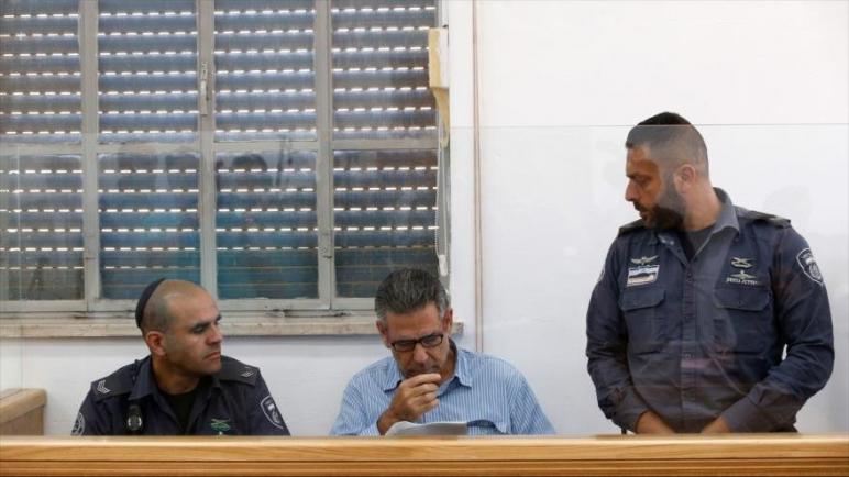 """الحكم على وزير سابق في """"الكيان الإسرائيلي"""" بالسجن 11 عاما للتجسس لصالح إيران"""