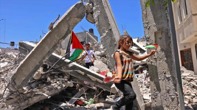 فلسطين تستنكر عدم قيام الأمم المتحدة بادراج الكيان الإسرائيلي في القائمة السوداء للدول التي تنتهك حقوق الطفل