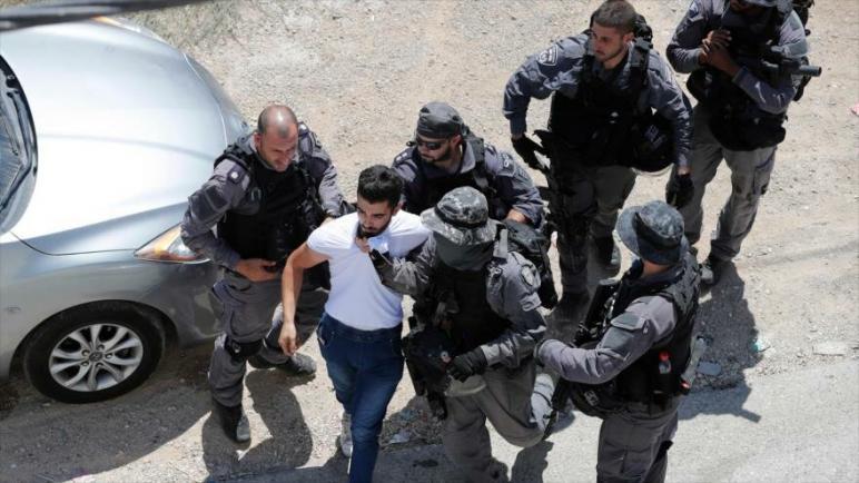 الكيان الإسرائيلي يعتقل 500 فلسطيني في مدينة القدس خلال شهر واحد