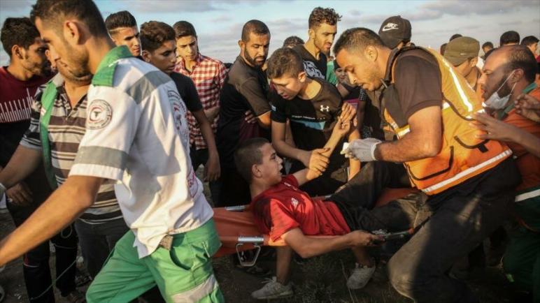 ارتكب الكيان الإسرائيلي 376 انتهاكاً ضد الفلسطينيين في القدس خلال شهر واحد