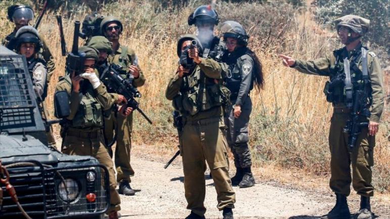 قوات الكيان الإسرائيلي تطلق النار على رأس طفل فلسطيني في الضفة الغربية المحتلة