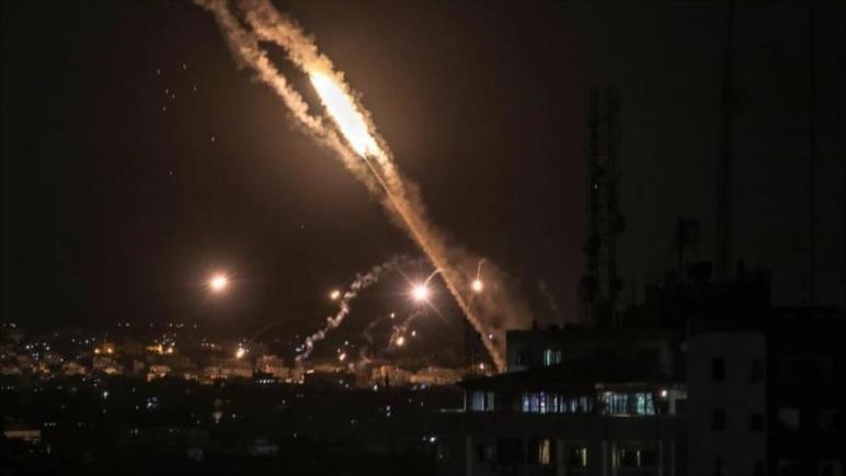 حماس تحذر الكيان الإسرائيلي بعد اسقاط طائرة مسيرة: نحن مستعدين للحرب من جديد
