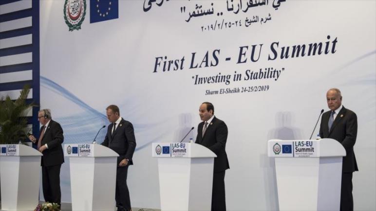 الإتحاد الأوروبي وجامعة الدول العربية يشجبا توسيع المستوطنات من قبل الكيان الإسرائيلي