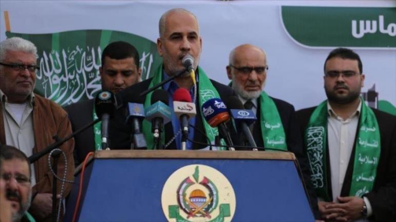 """حماس تحذر """"اسرائيل"""" من اللعب بالنار"""