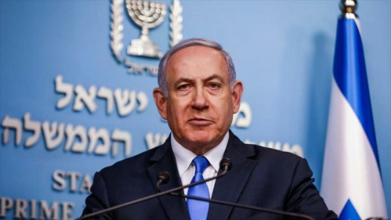 نتنياهو يعد بضم المستوطنات الإسرائيلية في الضفة الغربية بحال فوزه في الإنتخابات القادمة