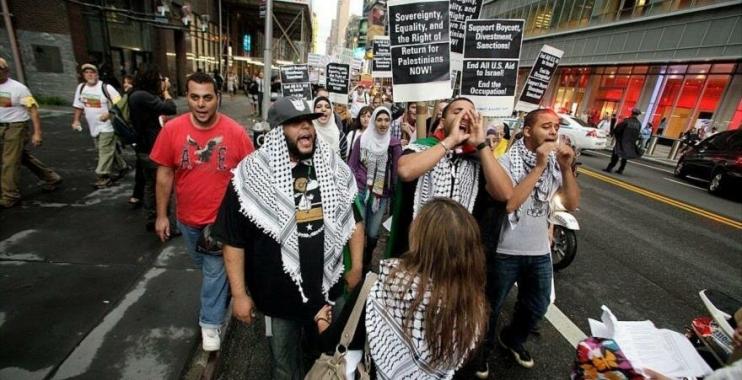 الكيان الإسرائيلي يتمكن من اغلاق 30 حساب مصرفي يتعلق بحركة المقاطعة BDS