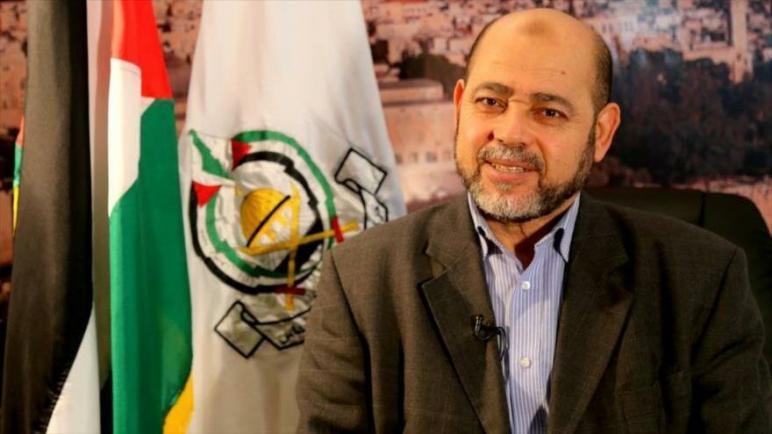 حماس تطالب الرئيس عباس باتخاذ خطوات عملية لمواجهة الكيان الإسرائيلي