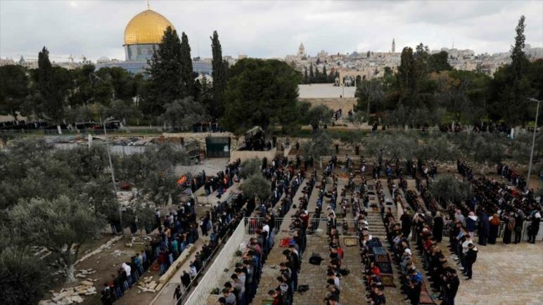 محكمة في الكيان الإسرائيلي تقرر إغلاق مكان مقدس في المسجد الأقصى