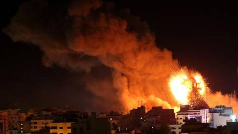 صحيفة سويدية – مراسلة SVT السويدية تقدم اجابات عما يحدث بين غزة وإسرائيل