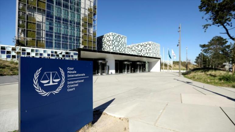 الولايات المتحدة والكيان الإسرائيلي يسعيان لتخريب تحقيق المحكمة الجنائية الدولية في جرائم الحرب