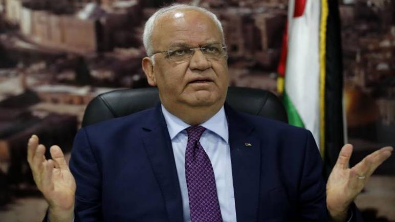 أمين عام منظمة التحرير الفلسطينية: نحن لا نسعى للإنتقام من خلال محكمة الجنايات في لاهاي وإنما لنوقف الجرائم ضد شعبنا