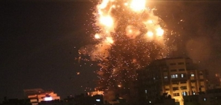 المركز الأوروبي الفلسطيني للإعلام:استهداف وسائل الإعلام الفلسطينية بالقصف جريمة بحق حرية التعبير