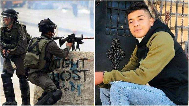 استشهاد طفل فلسطيني برصاص الجيش الإسرائيلي أثناء احتجاجات في الضفة الغربية المحتلة