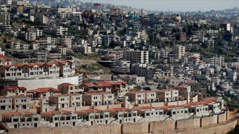الكيان الإسرائيلي يصادر أراضي فلسطينية جديدة في الضفة الغربية المحتلة لبناء المستوطنات