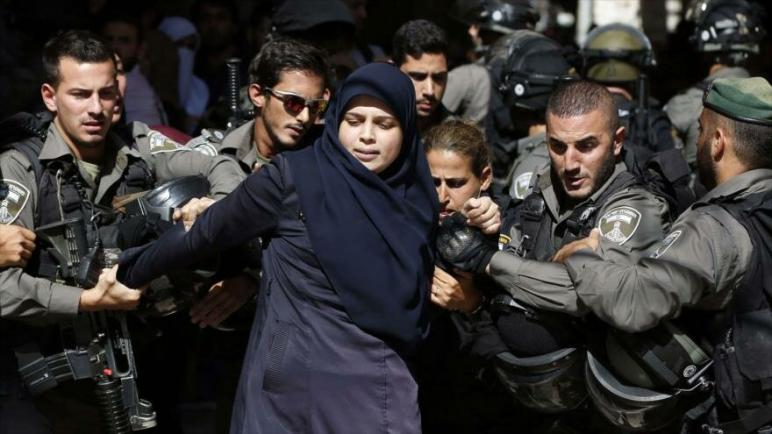 تقرير: الكيان الإسرائيلي اعتقل أكثر من 17,000 امرأة منذ عام 1967 حتى الأن