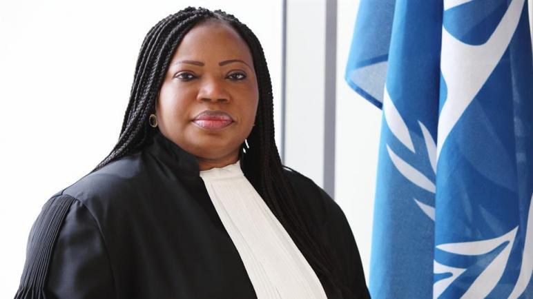 المدعية العامة في المحكمة الجنائية الدولية: سنحقق في ارتكاب جرائم حرب في فلسطين