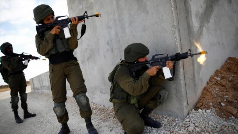 إصابة طفلين فلسطينيين برصاص جنود الكيان الإسرائيلي في بيت لحم