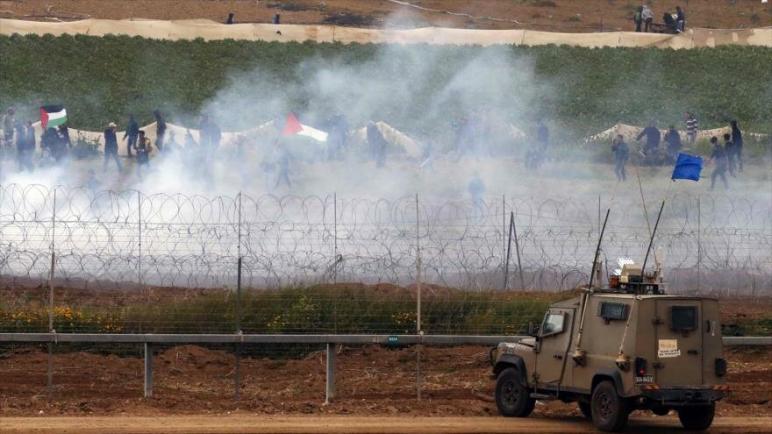 الكيان الإسرائيلي حول قطاع غزة إلى أكبر سجن في العالم