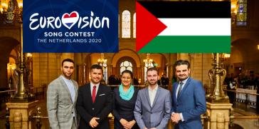 الحزب الهولندي DENK يطالب بمشاركة فلسطين بمسابقة الأغنية الأوروبية التي ستقام في روتردام العام القادم