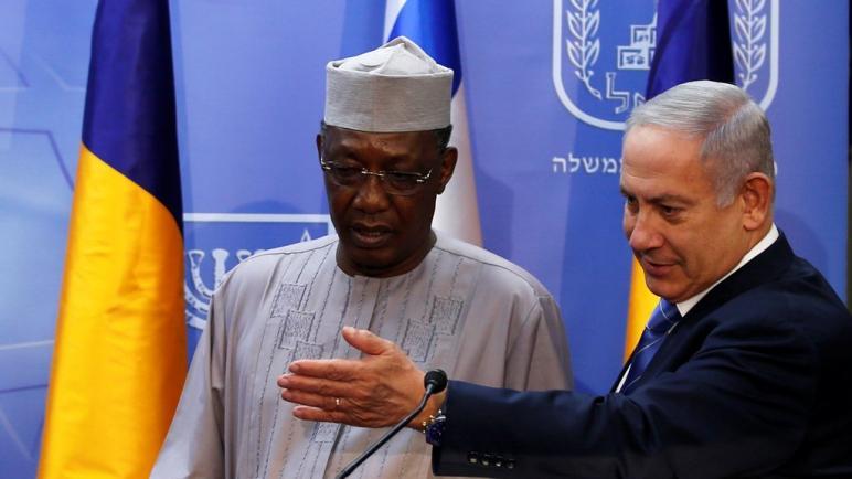 صحيفة إيطالية – إسرائيل و تشاد ستستعيدا علاقاتهما الدبلوماسية قريبا