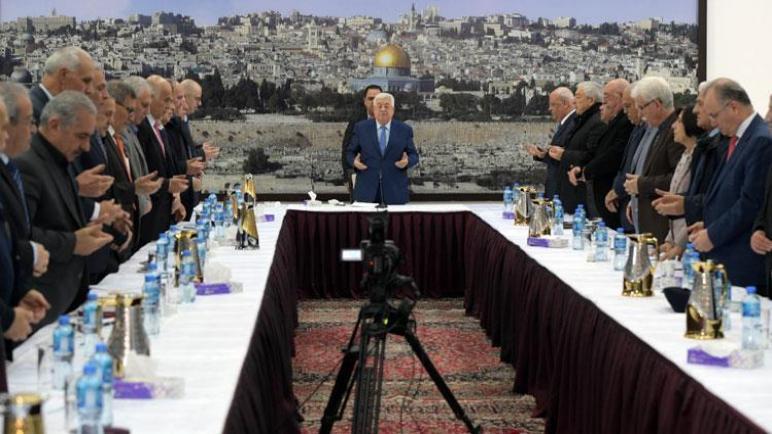 تحذر حماس من قرار محمود عباس حل المجلس التشريعي الفلسطيني