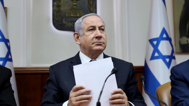 تم إستدعاء رئيس وزراء الكيان الإسرائيلي للمحاكمة على تهم الفساد في 17 مارس