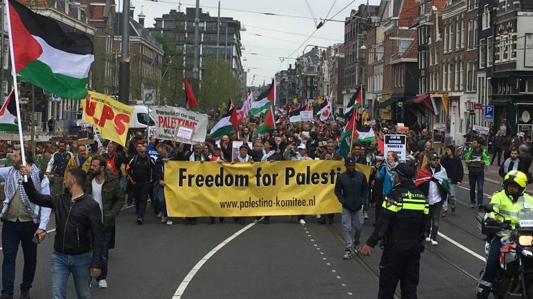 الأوروبيون يفكرون بشكل أكثر سلبية اتجاه الكيان الإسرائيلي منذ العدوان الأخير على قطاع غزة