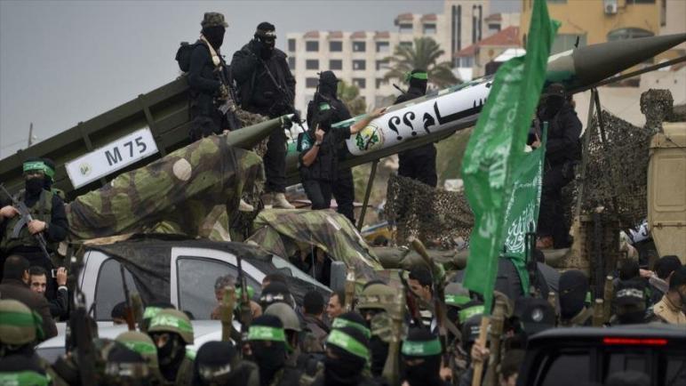 حماس: سنمطر الكيان الإسرائيلي بالصواريخ اذا شن عدوان جديد على غزة