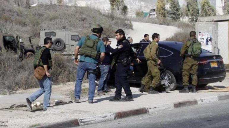 استشهاد شاب فلسطيني بعد دهسه عمداً من مستوطن إسرائيلي في الضفة الغربية المحتلة