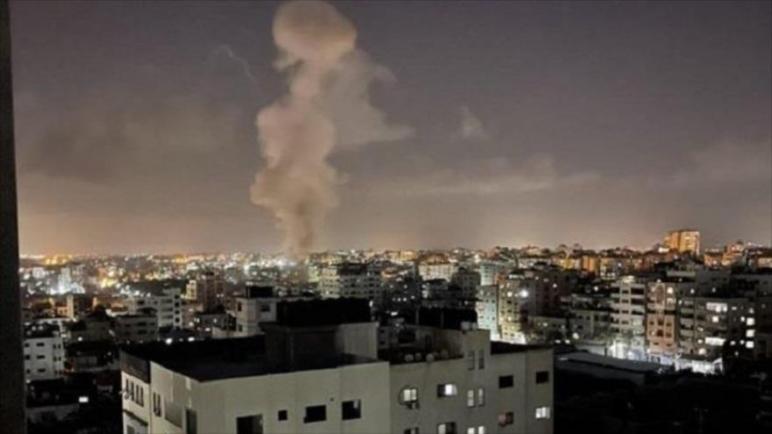 الكيان الإسرائيلي ينتهك وقف إطلاق النار مرة أخرى بتنفيذ هجمات على غزة