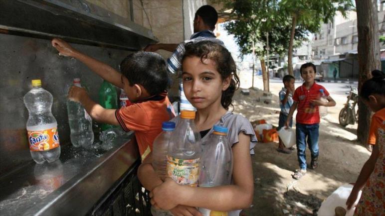 اليونيسف: مليون طفل بحاجة إلى مساعدة إنسانية عاجلة في قطاع غزة