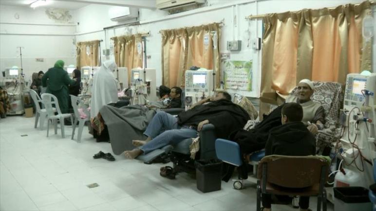 أزمة الوقود الجديدة تهدد بكارثة صحية في قطاع غزة