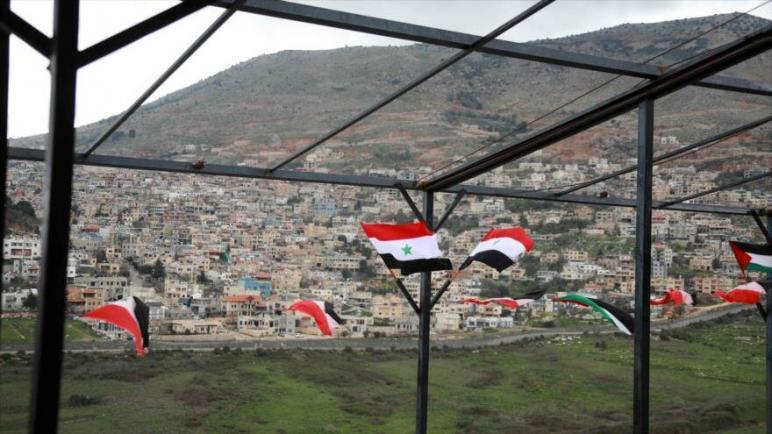 الكيان الإسرائيلي يخطط لإسكان 250 ألف مستوطن في مرتفعات الجولان