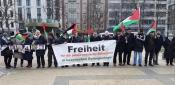 دعوات للتصدي للانتهاكات الإسرائيلية ضد أسرى فلسطين من العاصمة برلين