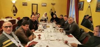 تواصل التحضيرات لمؤتمر فلسطينيي أوروبا الثامن عشر مع ترقب حثيث للحالة الصحية في القارة والعالم
