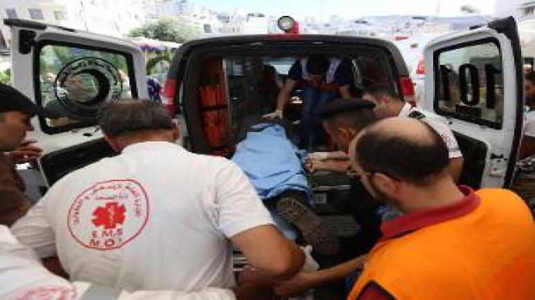 مقتل اسرائيليان واصابة اثنان أخرين بجروح في اطلاق نار في الضفة الغربية وتمكن المهاجم من الفرار