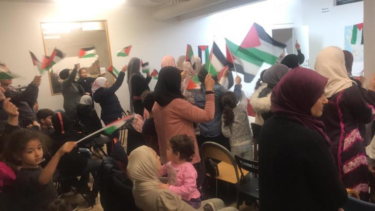 رابطة المرأة الفلسطينية في السويد وجمعية المستقبل العربي تقيمان أمسية فلسطينية