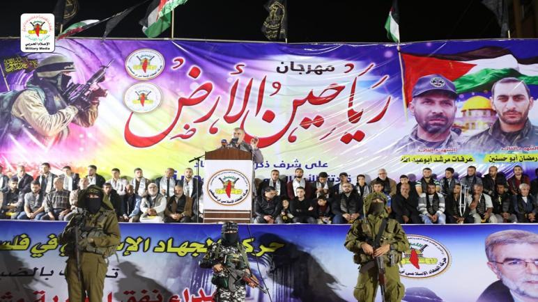 اسماعيل رضوان : التعاون بين حماس والجهاد الإسلامي أكبر من أي وقت مضى