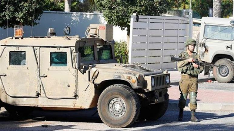 المقاومة الفلسطينية ترسل طائرة بدون طيار لمهاجمة مركبة عسكرية إسرائيلية خلف حدود قطاع غزة والكيان يفشل في إسقاطها
