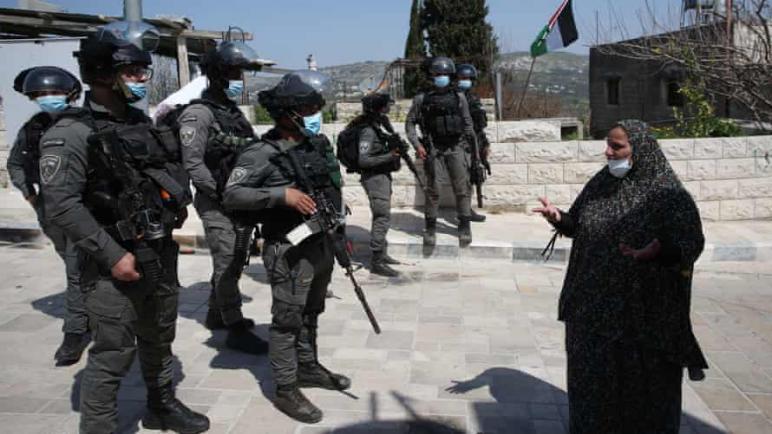أيرلندا تدين ضم الأراضي الفلسطينية المحتلة من قبل الكيان الإسرائيلي