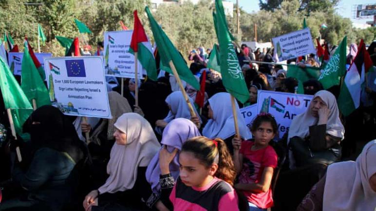 يجب على الدول الأوروبية الإعتراف بدولة فلسطين قبل فوات الأوان