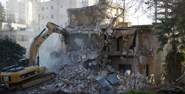 ازدهار البناء الحديث في رام الله يهدد التراث المعماري للمدينة