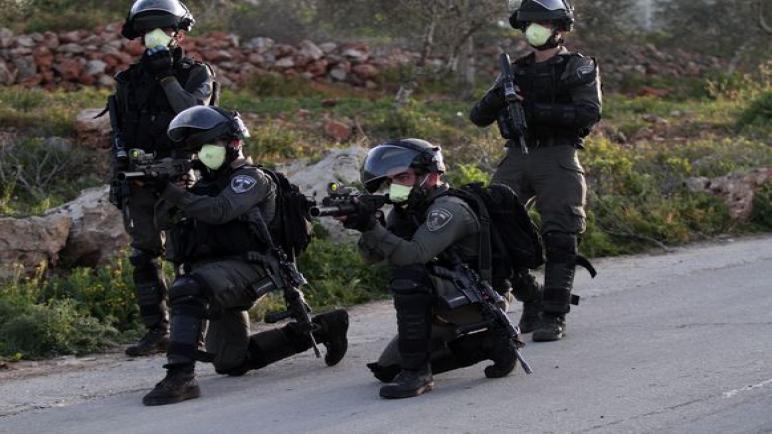 إستشهاد فلسطيني برصاص الإحتلال الإسرائيلي في الضفة الغربية