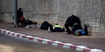 ثلت السكان الإسرائيليين في جنوبي الأراضي المحتلة يريدون الانتقال بسبب صواريخ غزة