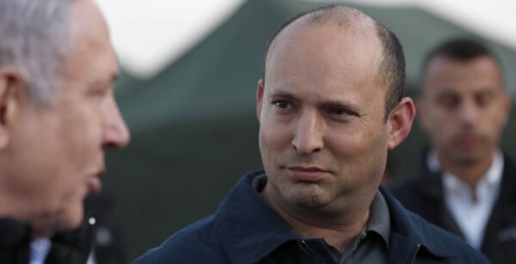 وزير الدفاع الإسرائيلي يعلن عن بناء مستوطنة جديدة في الخليل بالضفة الغربية