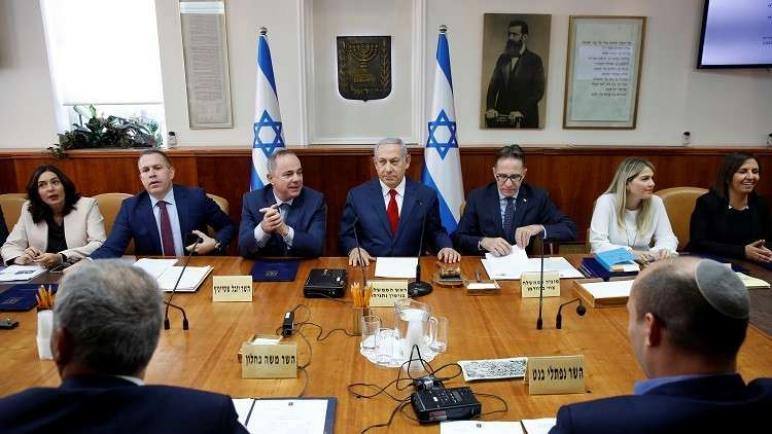 سيعقد مجلس وزراء الكيان الإسرائيلي اجتماعاً أمنياً لمناقشة احتمالات الرد الإيراني الإنتقامي