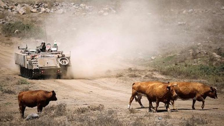 """""""الكيان الإسرائيلي"""" يهدد سوريا – فهل ستندلع حرب على ثلاث جبهات في 2019"""