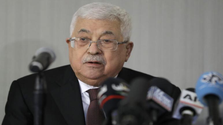 الرئيس الفلسطيني محمود عباس يعلن حالة الطواريء بسبب فيروس كورونا