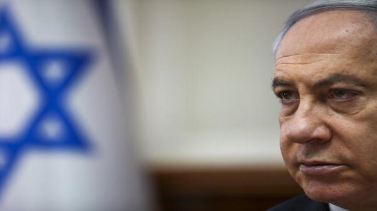 رئيس وزراء الكيان الإسرائيلي نتنياهو في العزل الصحي بعد ثبوت اصابة مستشارته بفيروس كورونا