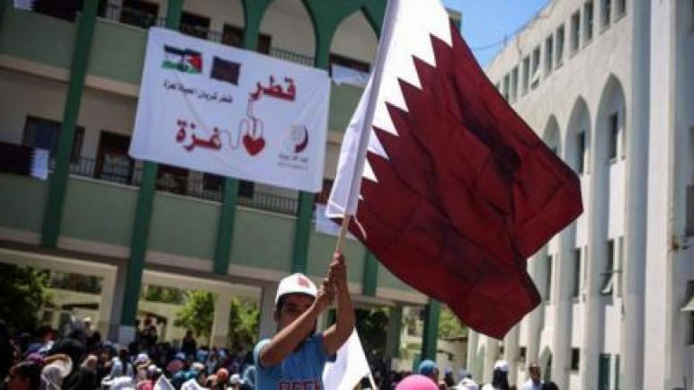 قطر ستدفع 20 مليون دولار كمساعدات إنسانية لدعم قطاع غزة بموافقة حماس